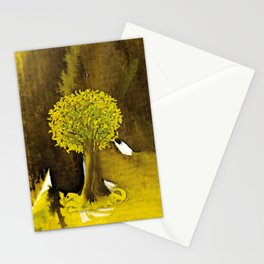 The Fortune Tree #5 Stationery Cards