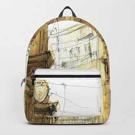 Old Palermo Backpack