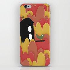 Birdhouse n.2 iPhone & iPod Skin