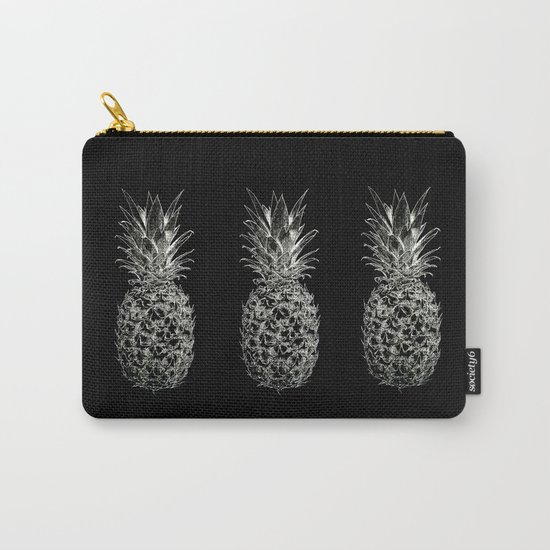 Serious Pineapples Carry-All Pouch