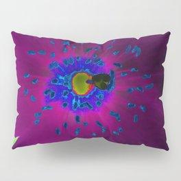 Succulent Flower Pillow Sham