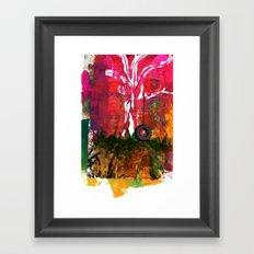PLANETSUMMER Framed Art Print