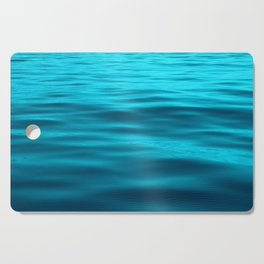 Water : Teal Tranquility Cutting Board