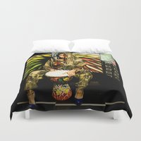 mother Duvet Covers featuring Mother by NayMarie