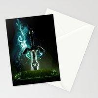 Savior of Hyrule Stationery Cards