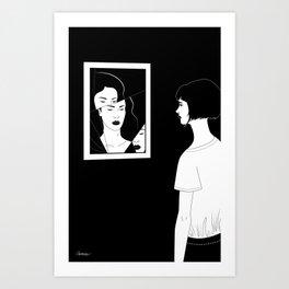 Struggles Art Print