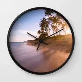 ankle deep in long exposures Wall Clock