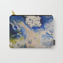 Liquid Colour Splashes Carry-All Pouch