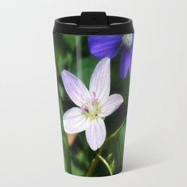 Spring Beauty 11 Travel Mug