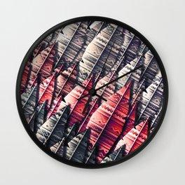 feuervogel Wall Clock