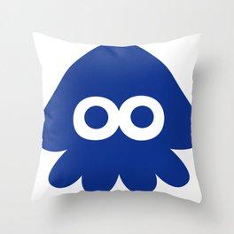 Splatoon Sticker 02 Throw Pillow