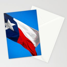 Texas State Flag Stationery Cards