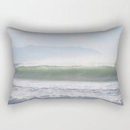 Wave Spray Rectangular Pillow