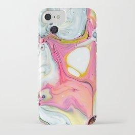 Acrylic Painting 06 iPhone Case