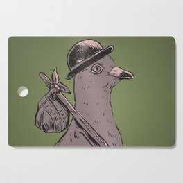 Hobo Pigeon Cutting Board