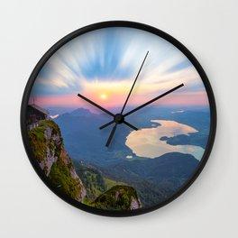 heavens gate Wall Clock