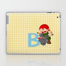 b for blacksmith Laptop & iPad Skin
