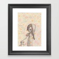 Don´t wake me up Framed Art Print
