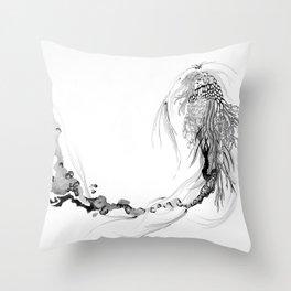 Ichthyology Throw Pillow