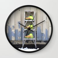 nike Wall Clocks featuring Nike Tech Craft Pack by A&N2218