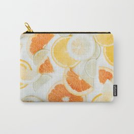 citrus fresh orange twist Carry-All Pouch