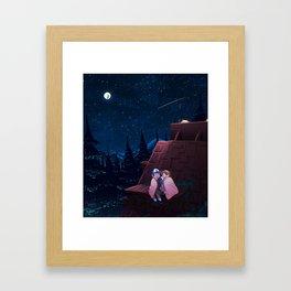 Stargaze Framed Art Print