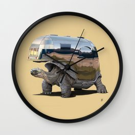 Pimp My Ride (Colour) Wall Clock