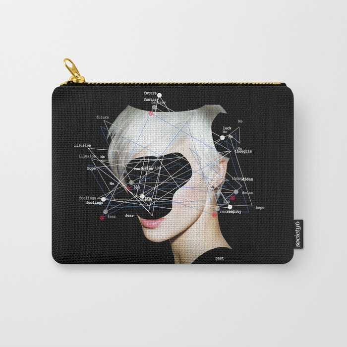 identity 4 Carry-All Pouch