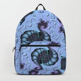 Sea Creature Fractal Backpack