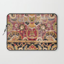 Esfahan Central Persian 17th Century Fragment Print Laptop Sleeve