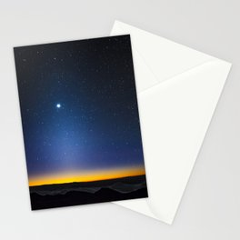 Stars in Hawaii Stationery Cards