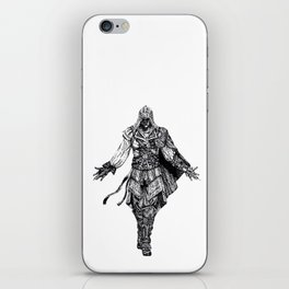 Ezio iPhone Skin