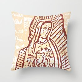 A Place Called Home Series- Guadalupe Throw Pillow