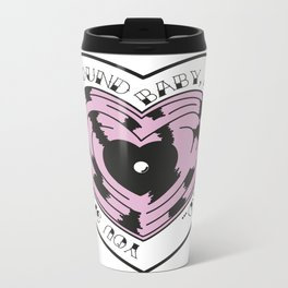 Dead or alive! Metal Travel Mug