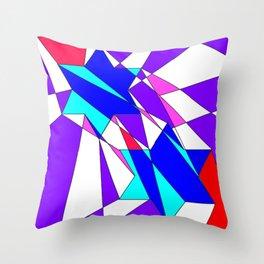 A Magen David, Star of David Throw Pillow