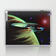 Enterprise NCC 1701D Laptop & iPad Skin