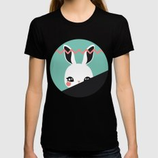 Bunbina 2014 Black Womens Fitted Tee X-LARGE