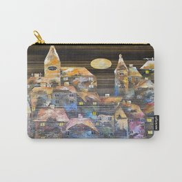 The Lunar City Carry-All Pouch