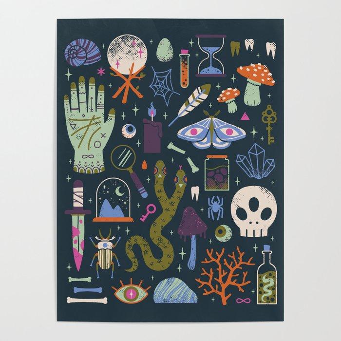 Curiosities Poster
