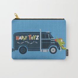 The Happy Toyz Van Carry-All Pouch