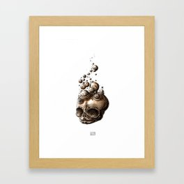 Catalyst - #1 - At Dawn Framed Art Print