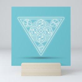 Water element Mini Art Print