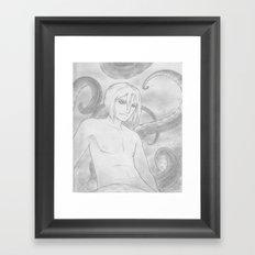 Belial - Loom Framed Art Print