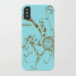 Tiny Dancer [Locust] iPhone Case