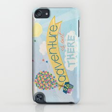 Adventure is Out There iPod touch Slim Case