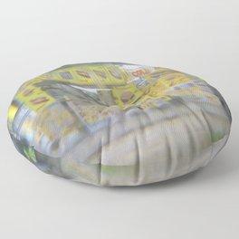 DC Stormy Weather Floor Pillow