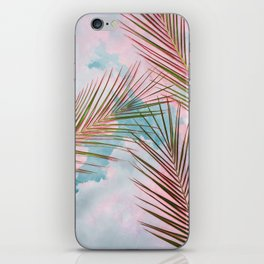 Palms + Sky iPhone Skin