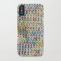 knit iPhone & iPod Cases featuring Knit Pattern  by Manuela Mishkova