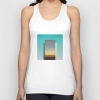 architect Tank Tops featuring Architect by ktparkinson