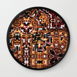 Sixty Three Wall Clock